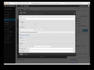 Carrington Build – Editing Module